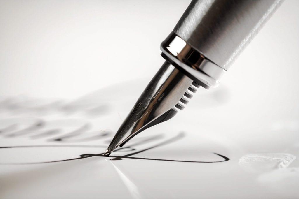 firma em cartorio