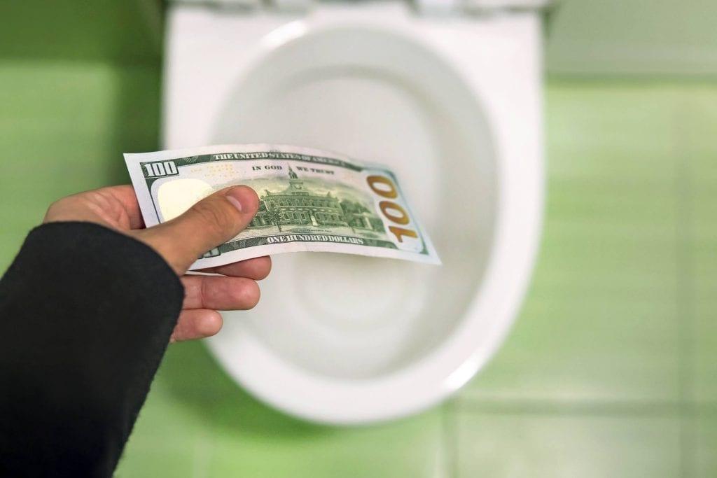 guardar dinheiro em casa 2
