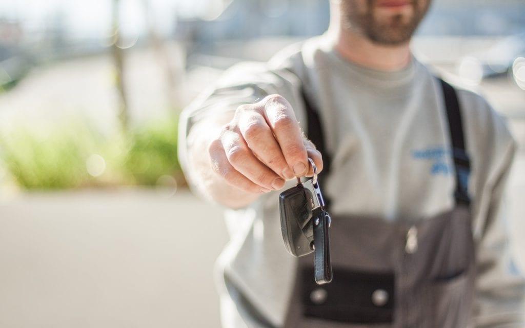 Juntar dinheiro para comprar carro