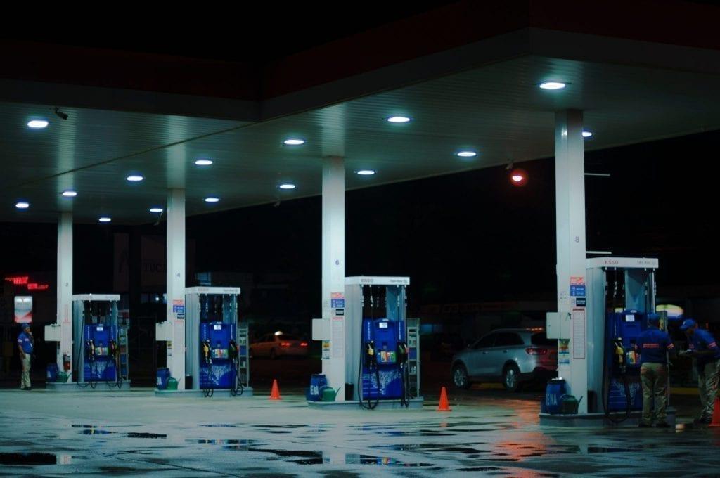 preco da gasolina