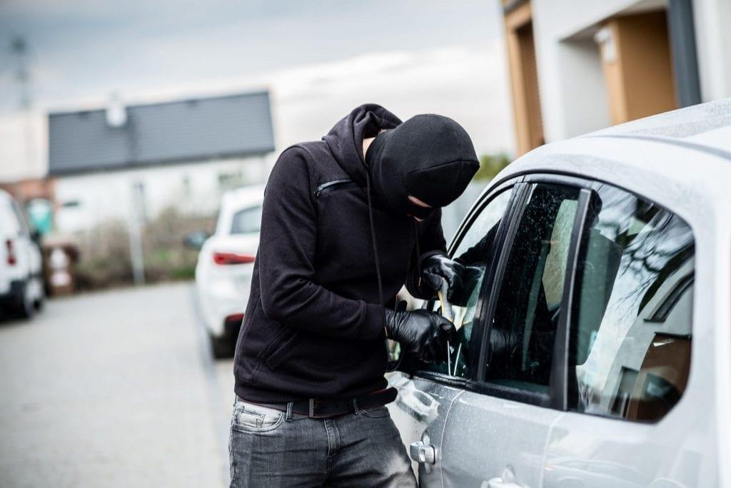 seguro contra roubo