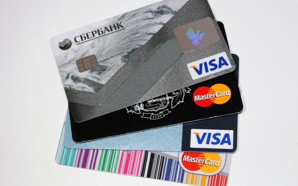 tipos de cartao de credito