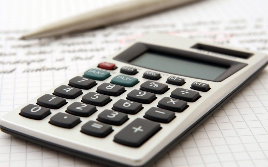 calcular financiamento
