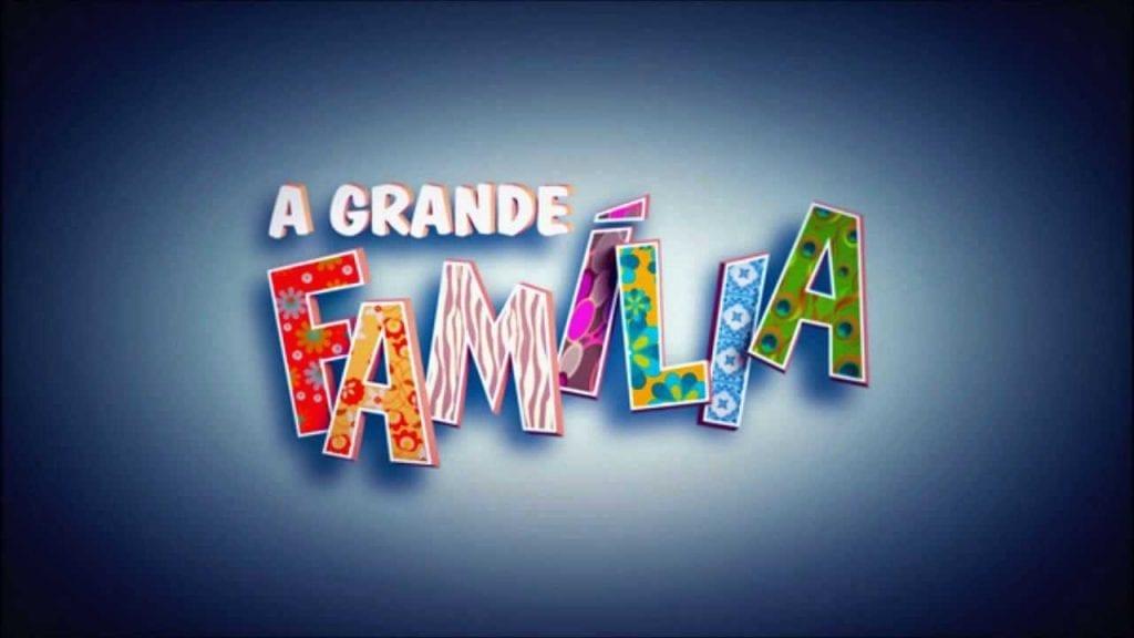 a grande familia abertura