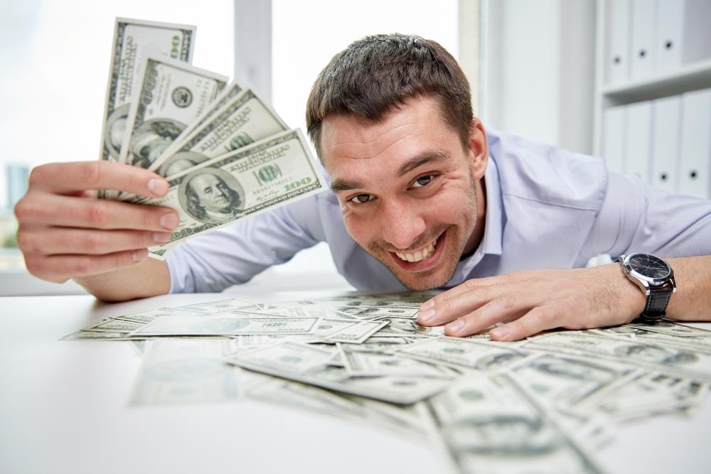 controle de dinheiro