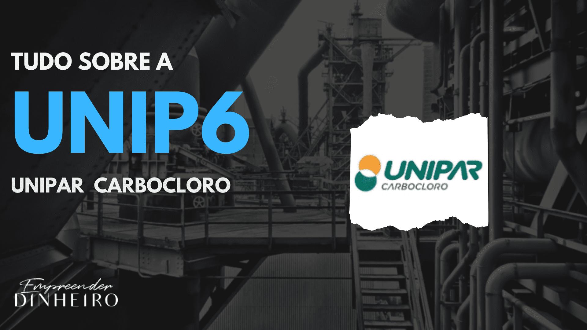 unip6 unipar carbocloro ações