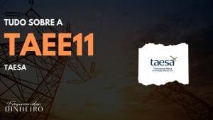 TAEE11: descubra tudo sobre as ações da Taesa!