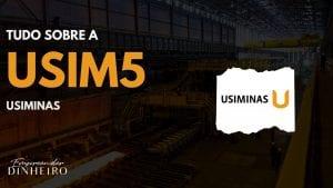 USIM5: descubra tudo sobre as ações da Usiminas!