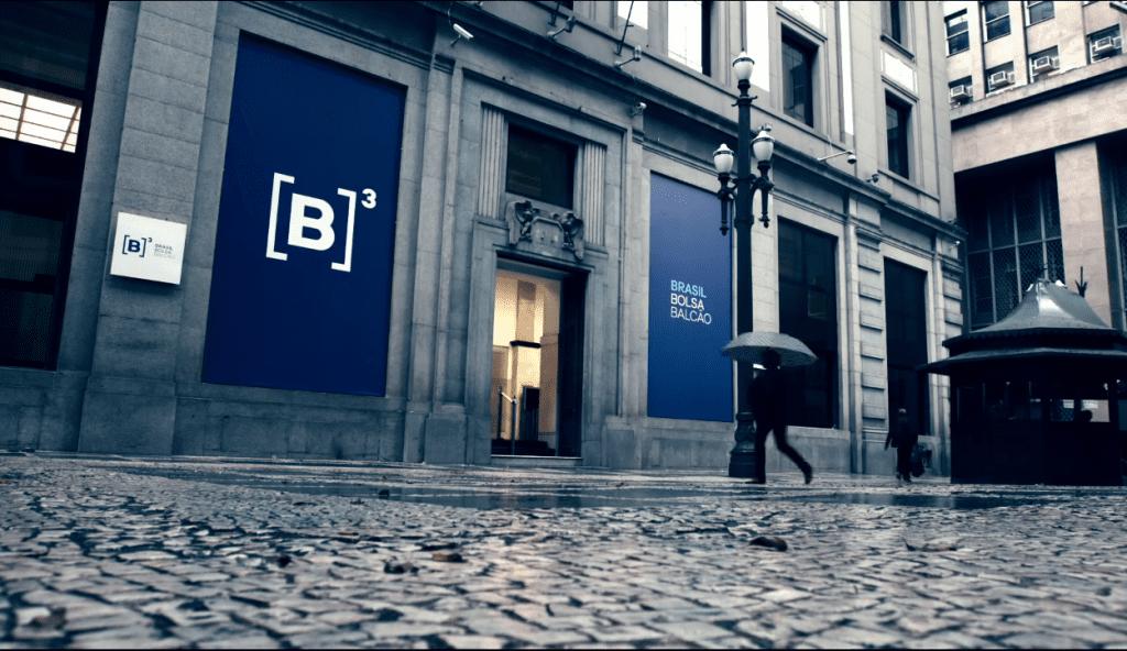 ações da b3 b3sa3 investimentos