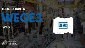 WEGE3: descubra tudo sobre as ações da Weg!