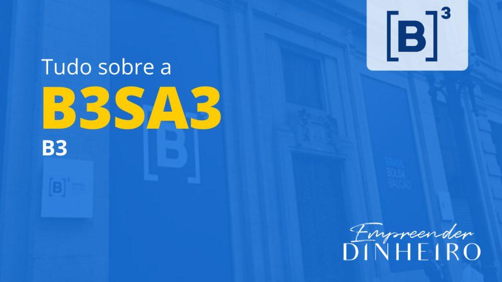 B3SA3 1