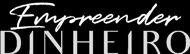 logotipo empreender dinheiro principal negativo
